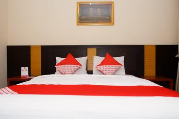 OYO 191 Edotel Palembang - Deluxe Double Room Regular Plan