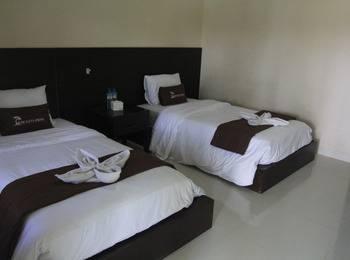 Kuta Indah Hotel Lombok - Bungalow Room GANTI TAHUN - GANTI DISCOUNT