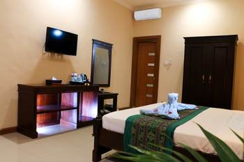 Ubud Hotel & Cottages Malang - DELUXE ROOM ONLY 20% - Minimum Stay