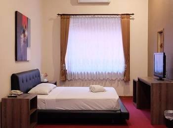 Ubud Hotel & Cottages Malang Malang - Suite Cottage Regular Plan
