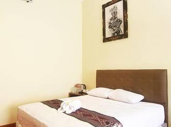 Ubud Cottages Malang Malang - Arjuna Cottage Regular Plan