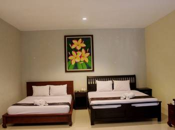 Ubud Hotel & Cottages Malang - FAMILY ROOM 20% - Minimum Stay