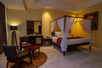 Ubud Hotel & Cottages Malang - SUITE ROOM COTTAGE 20% - Minimum Stay