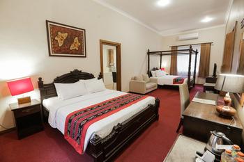 Ubud Hotel & Cottages Malang - FAMILY COTTAGES Special Deals