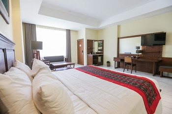 Ubud Hotel & Cottages Malang - SUITE ROOM COTTAGE Special Deals