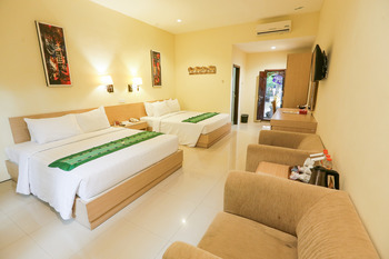 Ubud Hotel & Cottages Malang - FAMILY ROOM Special Deals