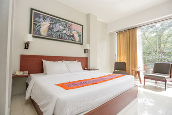 Ubud Hotel & Cottages Malang - DELUXE CLASSIC ROOM ONLY Gajian