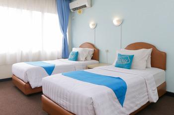 Airy Eco Kebayoran Baru Blok S Senayan 87 Jakarta Jakarta - Standard Twin Room Only Special Promo 7