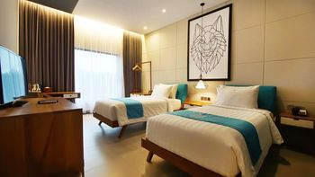Hotel Dafam Wonosobo Wonosobo - Superior Twin Regular Plan