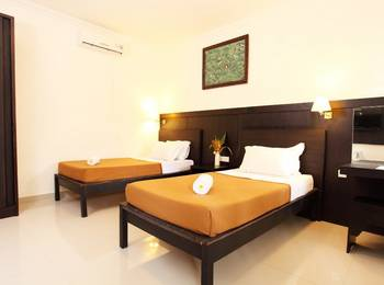 Kodja Beach Inn Kuta - Standard AC Room Only Hot Deal 50% No Refund