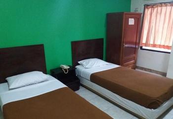 Hotel Dafonsoro Jayapura - Deluxe Room Regular Plan