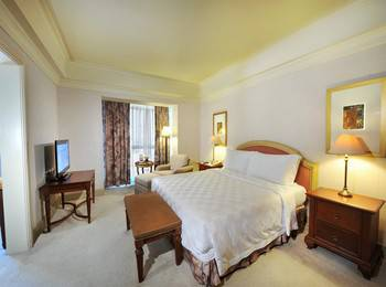 Hotel Borobudur Jakarta - Club Suite Single - With Breakfast Regular Plan
