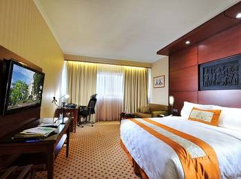 Hotel Borobudur Jakarta - Superior King Bed Room Only Hot Deal