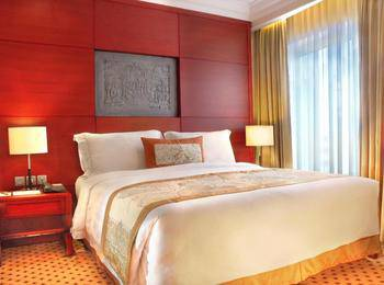 Hotel Borobudur Jakarta - Junior Suite Regular Plan