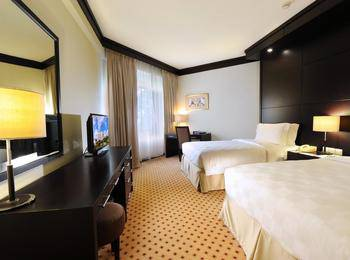 Hotel Borobudur Jakarta - Garden Wing 2 Bedroom Regular Plan
