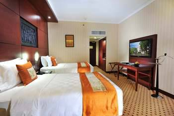 Hotel Borobudur Jakarta - Superior Twin Bed Room Only Hot Deal