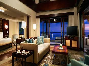 Samabe Bali Resort & Villas Bali - Two Bedroom Penthouse Pool Villa Regular Plan
