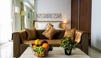 Homey Room Azalea Suites Cikarang by Jayakarta Group Bekasi - Studio Suite Regular Plan