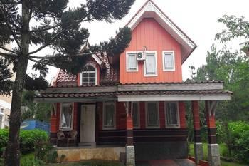 Villa Kota Bunga Aster Cianjur - Villa 5 Bedroom Big Deals