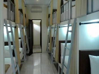 Mirah Hostel Bali - Dormitory Single MIX - With Breakfast - Rate Per Person Regular Plan