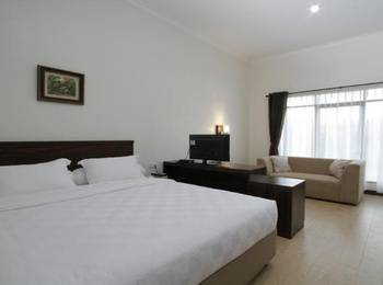 Dayang Resort Singkawang - Deluxe Suite Dusun Regular Plan