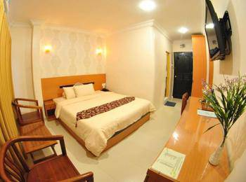 Hotel Panorama Tanjung Pinang Tanjung Pinang - Deluxe Room Regular Plan