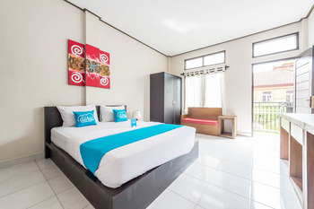 Airy Legian Gang Bendesa 4 Kuta Bali - Standard Double Room Only Regular Plan