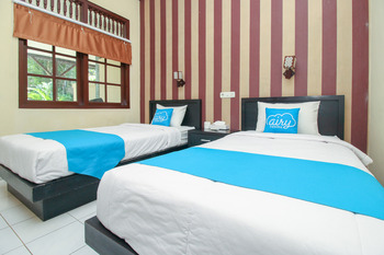 Airy Legian Gang Bendesa 4 Kuta Bali - Standard Twin Room Only Regular Plan