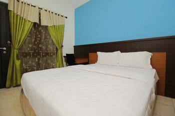 Sky Residence Adi Sucipto 1 Solo Solo - Standard Double Room Only Regular Plan