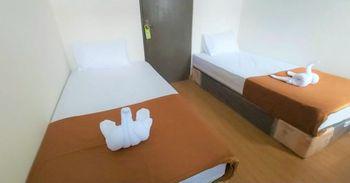 Rumah Tamu Ciumbuleuit Bandung - Standard Twin Room Only PROMO PDKT