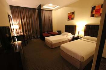 Harmoni One Convention Hotel Batam - Deluxe Twin - Room Only Regular Plan