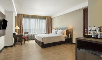 Swiss-Belhotel Pangkalpinang Pangkalpinang - Grand Deluxe Queen Room Only Regular Plan