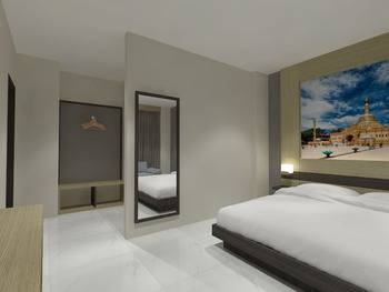 LARIZ Depari Hotel Medan Medan - Superior Queen Size Regular Plan