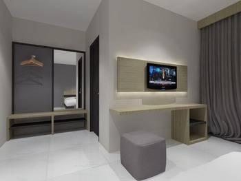 LARIZ Depari Hotel Medan Medan - Deluxe Twin Room Regular Plan