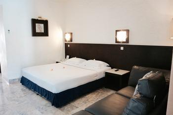 Kuta Lagoon Resort Bali - Kamar dengan akses kolam renang termasuk breakfast 25% discount