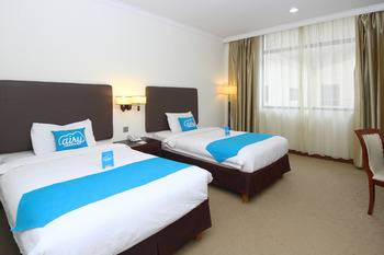 Airy Harbour Bay Duyung Batam - Superior Twin Room with Breakfast Special Promo Nov 50