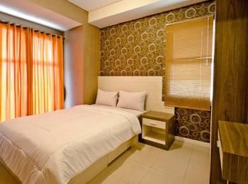 Ten Eleven Living Point Bandung - Two Bedroom Regular Plan