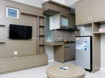 Ten Eleven Living Point Bandung - Apartment 2 Bedroom Regular Plan