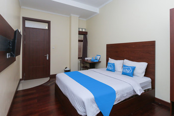 Airy Pasteur Dangdeur Indah Dua 15 Bandung Bandung - Deluxe Double Room Only Regular Plan