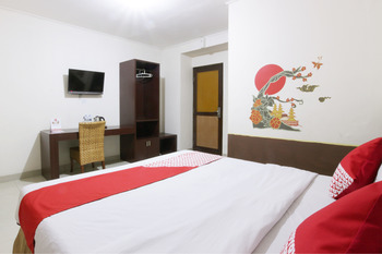 OYO 167 Dago's Hill Hotel Bandung - Standard Double Pegi Pegi special promotion
