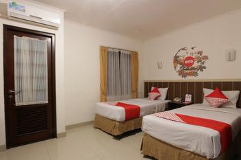 OYO 167 Dago's Hill Hotel Bandung - Deluxe Twin Regular Plan