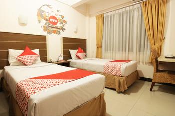 OYO 167 Dago's Hill Hotel Bandung - Standard Twin Regular Plan
