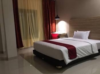 Cherry Homes Express Hotel Bandung - Express Deluxe Room Regular Plan
