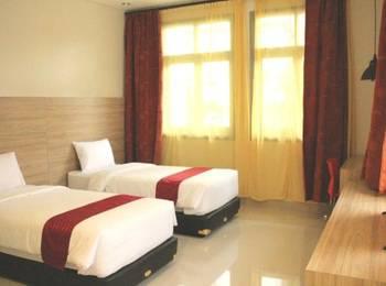 Cherry Homes Express Hotel Bandung - New Deluxe Room Regular Plan