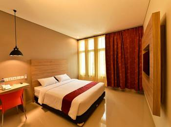 Cherry Homes Express Hotel Bandung - Express Deluxe Room Regular Plan