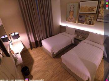 Expressia Hotel Makassar - STANDARD ROOM (ROOM ONLY) Regular Plan