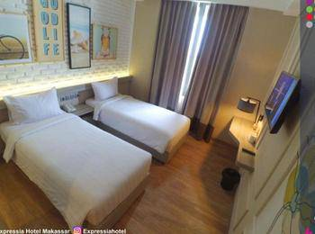 Expressia Hotel Makassar - SUPERIOR CITY ROOM (ROOM ONLY) Regular Plan