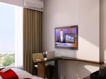 PrimeBiz Hotel Tegal - Superior Room Regular Plan