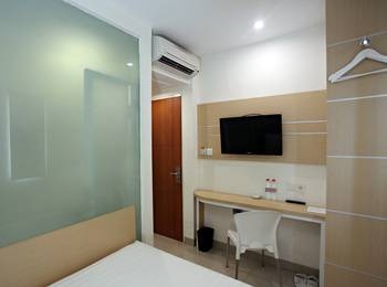 Nite & Day Surabaya - Gunungsari Surabaya - Nite Room King Size Regular Plan