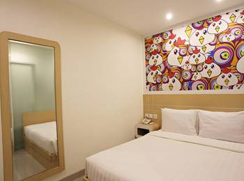Nite & Day Surabaya - Gunungsari Surabaya - Day Room Twin Size Regular Plan